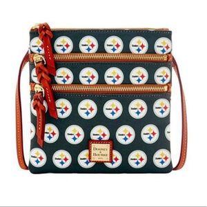 🆕 Dooney & Bourke Pittsburgh Steelers Crossbody